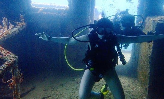 Have Fun Diving Underwater In Bolívar, Colambia