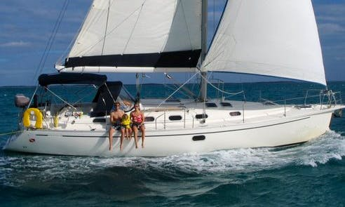 Luxurious Cruising Monohull perfect for 12 Pax available for charter in Haifa, Israel