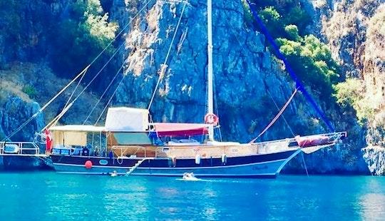 Göcek,rent A Boat, Denuka, Gulet