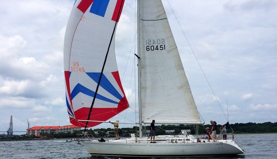 Beneteau Cruising Monohull Rental In Charleston