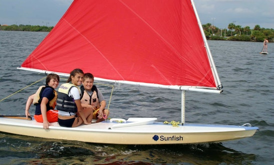 Daysailer Rental In Merritt Island, Florida