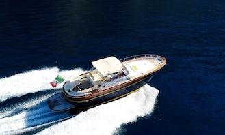 Apreamare 38' Motor Yacht in Praiano, Campania