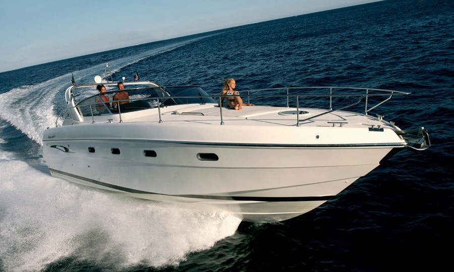 Fiart Genius Motor Yacht available for Charter in Athens, Greece