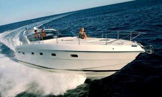 Fiart Genius Motor Yacht available for Charter in Spetses, Greece