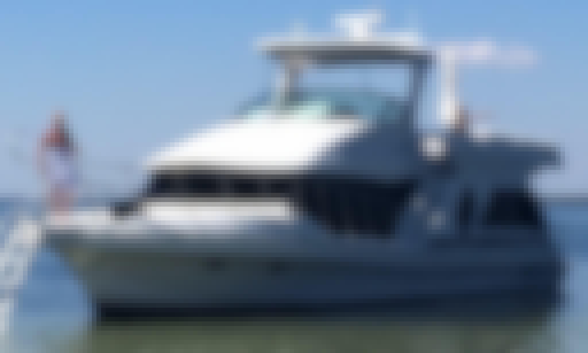 2002 Bluewater Liberty Power Mega Yacht Charter in Gulf Breeze, Florida