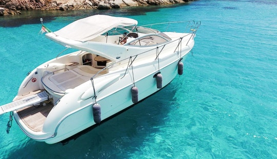 Spend Great Time In Porto Rotondo, Sardegna Aboard Gobbi 325
