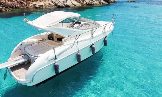 Spend Great Time In Porto Rotondo, Sardegna Aboard Gobbi 325