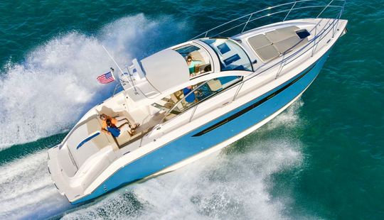 Great Deal To Charter Pursuit 365 Available In Porto Rotondo, Sardegna