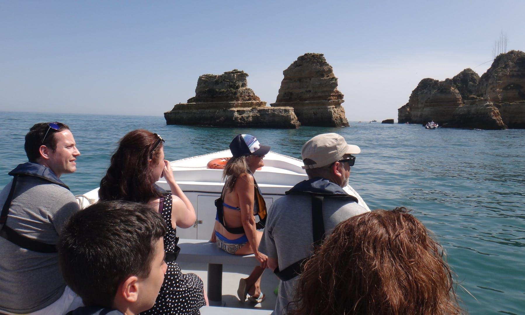Private Boat Trips in Lagos, Portugal