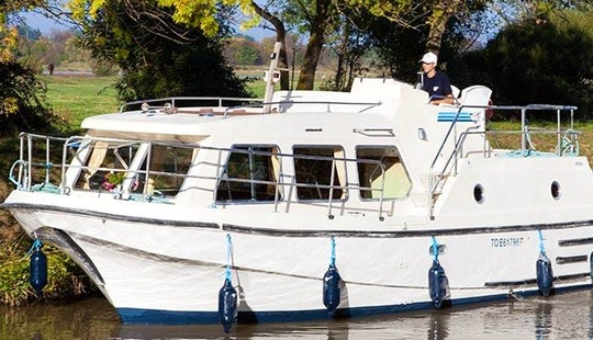 Discover Alsace-lorraine, France Aboard 5 Person Canal Boat