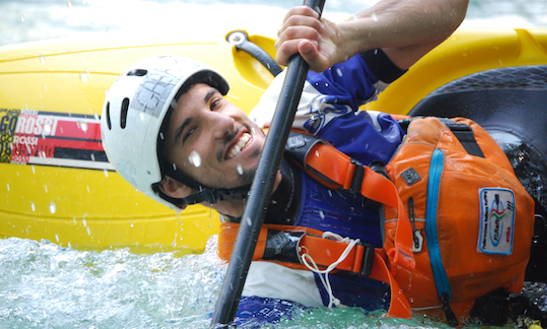 Kayak Lesson With Fick Instructor - Castione Andevenno / Valtellina / Lombardia