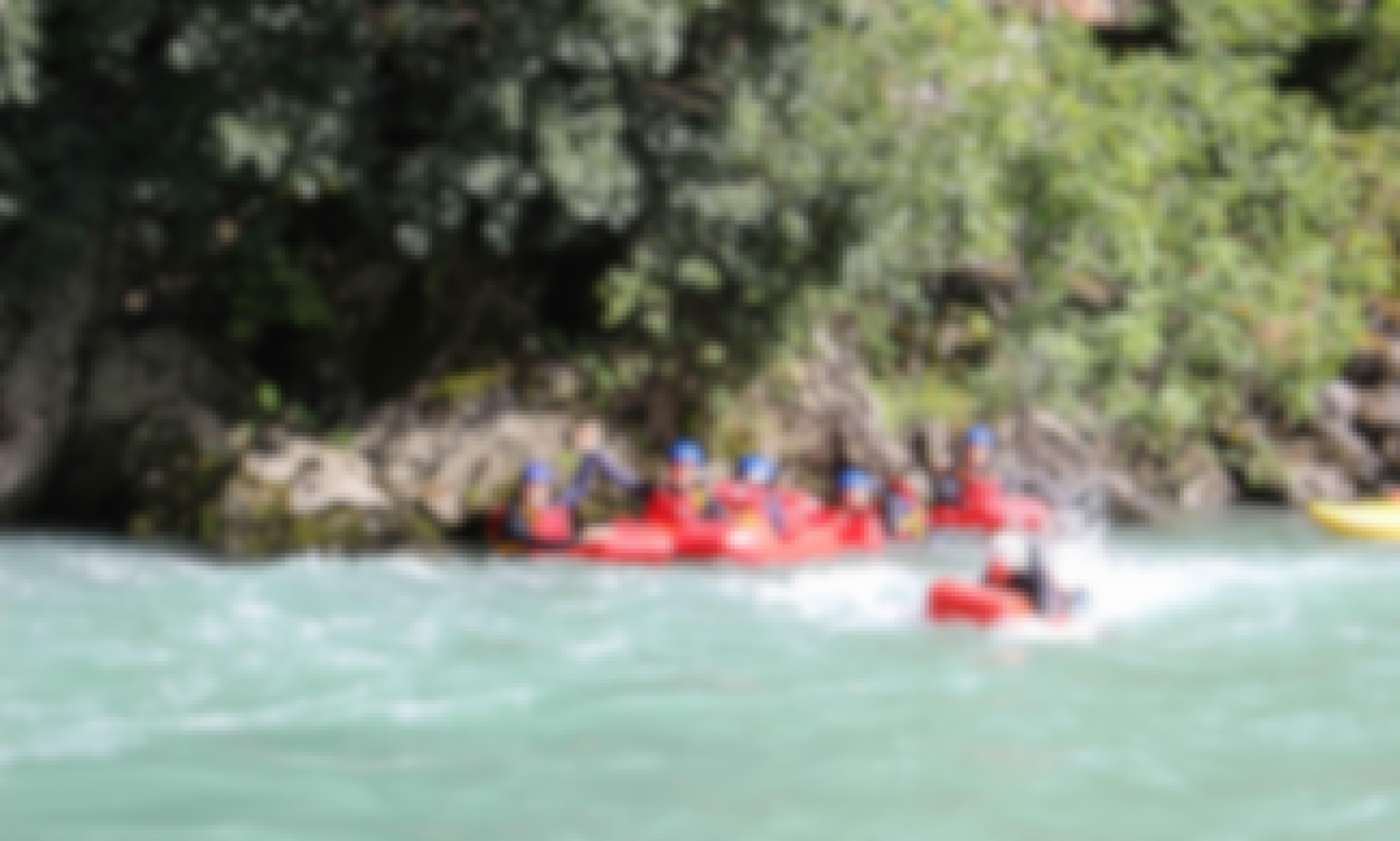 Amazing Hydrospeed  Extreme - Castione Andevenno / Valtellina / Lombardia