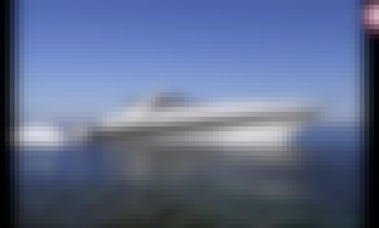 Sunseeker 40 Motor Yacht Charter in Ibiza