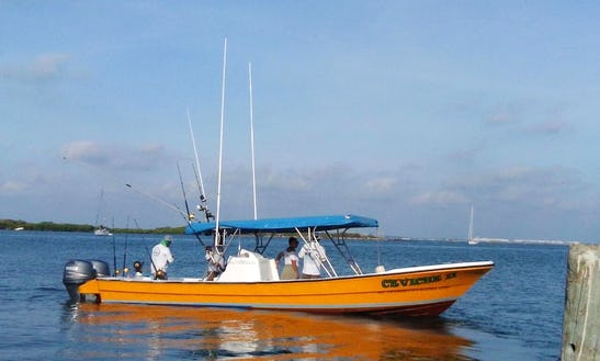 Awesome Fishing Trip Ready To Book In Playa Del Carmen, Mexico