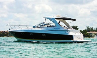 Charter a 6 person Regal 4060 Motor Yacht in Sarasota, Florida