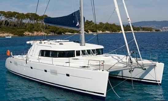 50' Lagoon Cruising Catamaran Available For Charter In Port Dickson, Malaysia