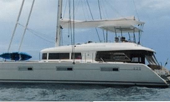 62' Lagoon Cruising Catamaran Available For Charter In Port Dickson, Malaysia