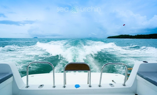 Sail Fishing Charters In Kuala Rompin