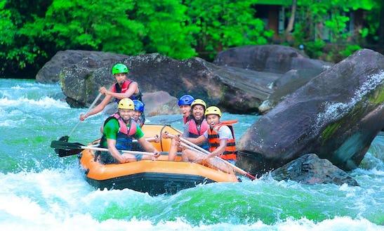 Experience The Thrill Of Rafting In Kithulgala, Sri Lanka