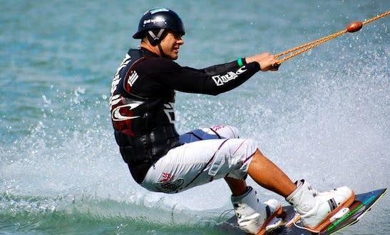 Wakeboarding & Kneeboarding Available In Fuengirola, Spain