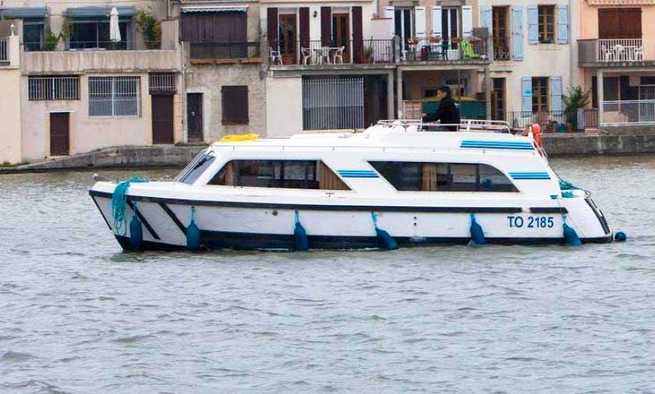 The Great Aquitaine Long Break Cruise in Aquitaine, France