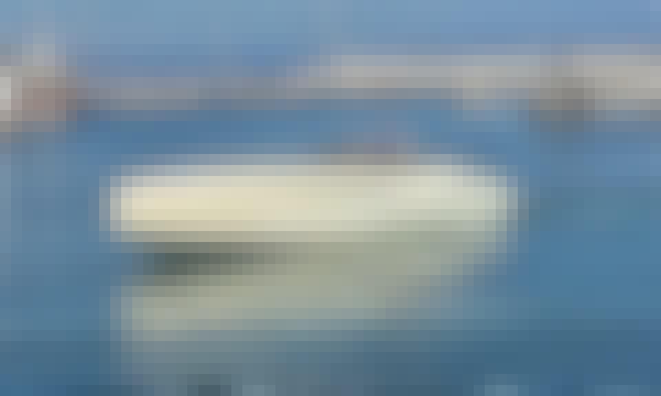 Explore Liguria , Italy on this gorgeous 32ft Dipiù 900 Yacht