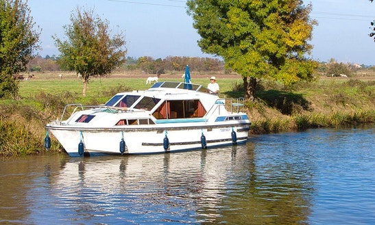 Discover The Great Scenery Of Nivernais, France On A