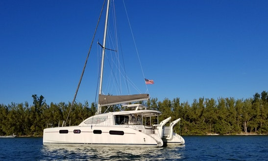Luxury Cruising Catamaran Captained Charters In Fort Lauderdale