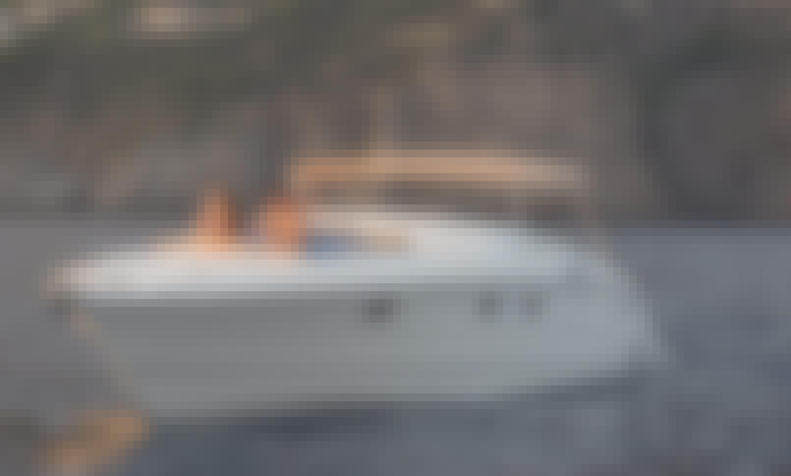 Amalfi Coast Luxury Yacht Tour on Tornado Eleven 38 Motor Yacht