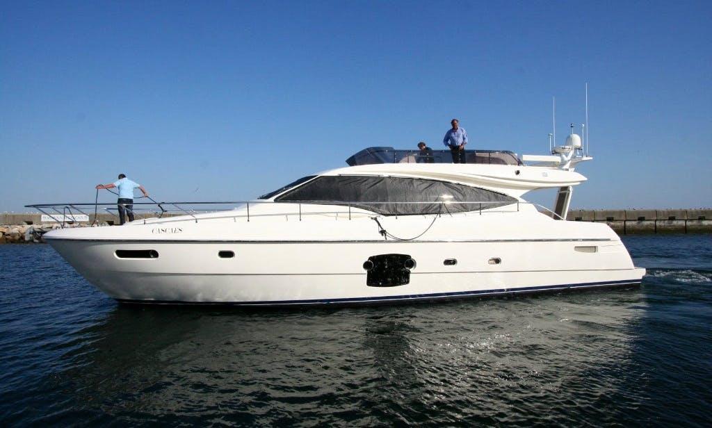 Diamond Silver Boat, Portimao, Algarve