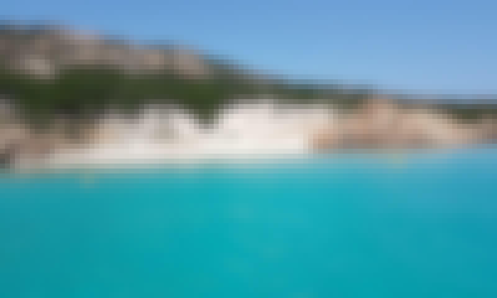 RIB rental in Palau, Sardinia