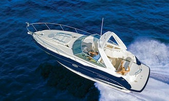Have an amazing time in Mikonos, Greece on 34' Monterey 315SY