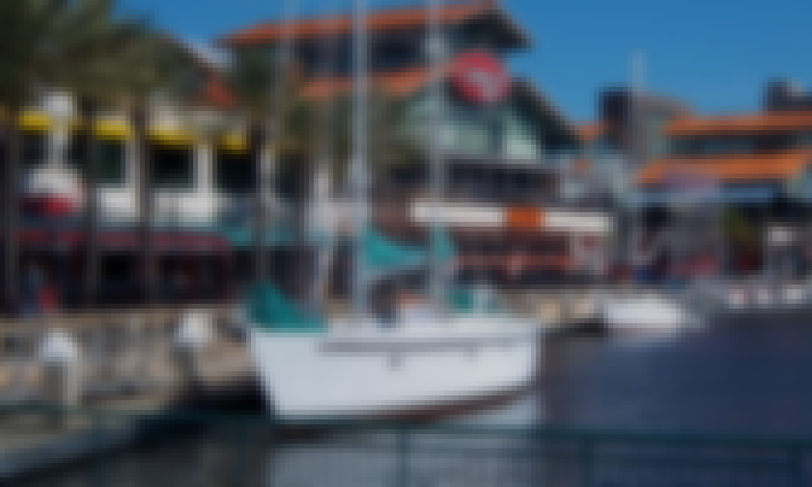 64' Sailing Ketch for Charter in Jacksonville area