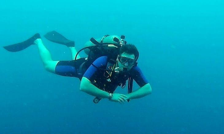 An amazing Diving experience in Rio Grande do Norte, Brazil