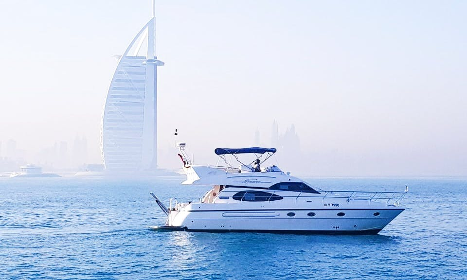 50' MNH Yacht for 15 pax in Dubai, United Arab Emirate5