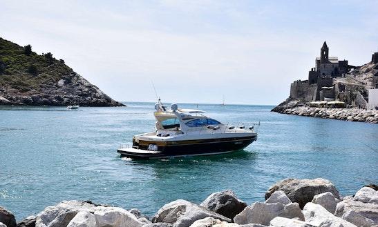 Private Cinque Terre And Portofino Luxury Yacht Cruise
