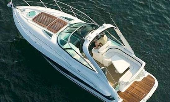 36' Doral Boca Grande Motor Yacht Charter In Vallauris, France