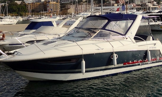 Have An Amazing Time In Vallauris, France With Jeanneau Leader 8 Cuddy Cabin
