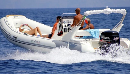 Have An Amazing Time In Vallauris, France With Master 730 Rib