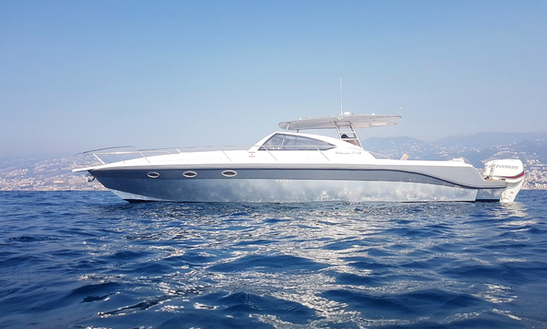 Volante 42 Gt For Rent In Cyprus