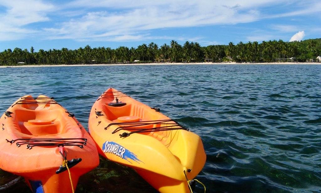 Kayak Rentals on Lake Norman