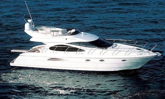 Motor Yacht Rental In Agios Nikolaos