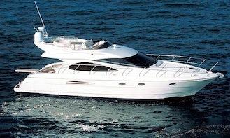 Astondoa 46 Motor Yacht in Agios Nikolaos, Greece