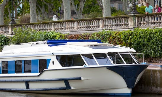 Lease A 49' Canal Boat In Neustrelitz, Germany