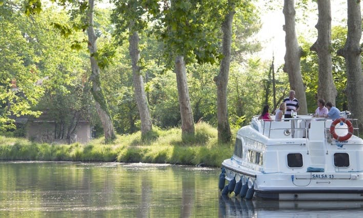 Canal Boating Vacation in Venice, Italy for 3 nights