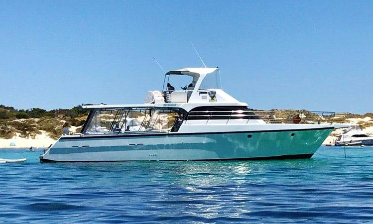 Cruise and Relax Aboard 45 People Trawler in Fremantle, WA