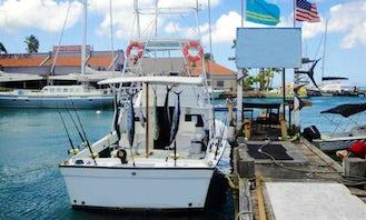 Deep Sea & Bottom Fishing Trips in Aruba!