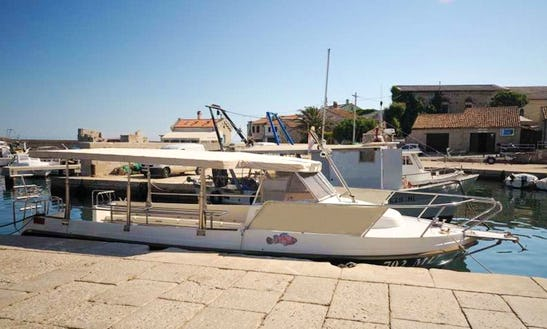 Boat Diving Trips Aboard Our 270 Hp Powerboat In The Adriatic Sea