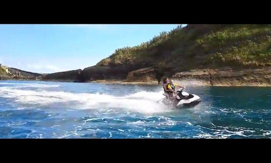 Jet Ski Tour In Ponta Delgada