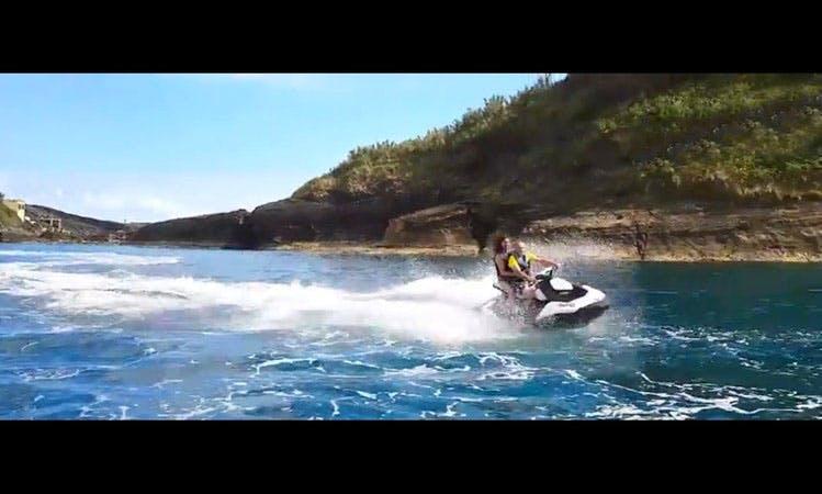 Jet Ski Rental in Ponta Delgada